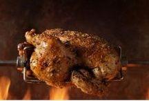 Kurczak (i nie tylko) z rożna