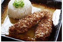 Kurczak - polędwiczki