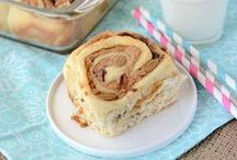 Słodkie bułki i rollsy
