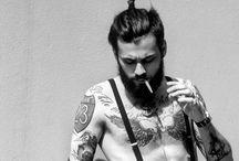 Buns, beards and tattoos ❤️