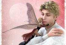 fantasy and artdolls / Art Dolls