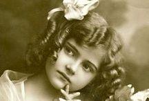 Prachtige oude foto's / Ik word heel gelukkig van mooie oude foto's