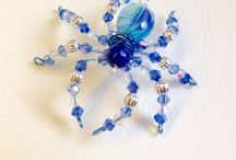 Spiders - Sammy's Jewellery / Handmade Spiders by Sammy's Jewellery