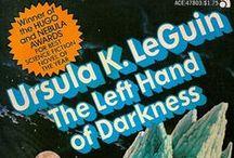 Science Fiction Novels / Fantastic suggested science-fiction novels to add to your to-be-read list. / by Kristen   She's Novel