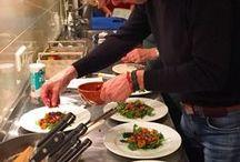 Kookgroepen / Het kookavontuur heeft diverse kookgroepen waar op basis van de wensen vanuit de groep 6x per jaar samen wordt gekookt én gegeten.