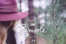 • WARM WINTER issue • / 1er numéro de Pample Studio http://pamplestudio.fr/issue1warmwinter/