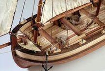 Hout modelbouw schepen / Artesania modelbouw schepen verkrijgbaar bij 100% HOUT | Dé online specialist in houten bouwpakketten en hout modelbouw