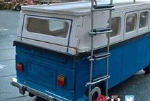 Volkswagen camper / Voor iedereen die van dit retro busje houdt! Beleef het ultieme hippie gevoel met de Volkswagen camper van.