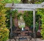 Garden Design Inspiration / Garden design ideas. Showcasing some examples of how well thought out considered design can create a beautiful year round garden.