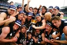 Sweet 16 / Celebrating the Carlton Football Club's 16 Premierships.