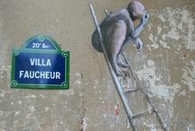 Art in The Street / by MaFoLi Fosse Marie-Line