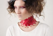 Alternative Art Jewelry / A collection of avant-garde and innovative art jewelry pieces, made using a variety of traditional and non-traditional materials and techniques.  Some pieces by Gaistazia, most by other designers.