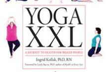 Demos Health on Yoga / Yoga books, tips, and positions.