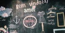 Coisas de AMEI / Inspirações para Loja AMEI....