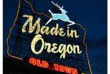 Oregon / Various Places in Oregon