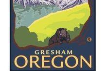 Gresham, Oregon / Places in Gresham
