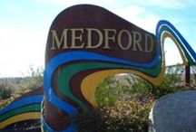 Medford, Oregon / Places in Medford