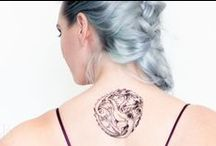 Tattoos / Ideias interessantes