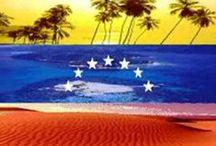 Venezuela / mi hermoso país , el que lo tiene todo y esta en peligro de extinción / by Carmen Gomez Montes