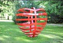 Heart art / Simply art with heart.