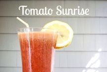 Top tomato tipples / Tomato-based cocktails and drinks for all your party needs.