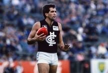 Our 200 Gamers / Only 34 men have played 200 games or more for the Carlton Football Club.