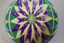 Temari / Japanese Thread Ball