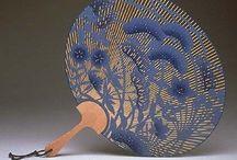 Uchiwa / Japanese paper fans
