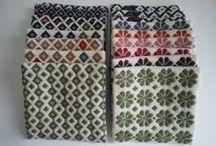 Kogin / Japanese Embroidery