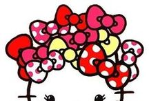 Hello Kitty / Illustrations
