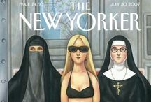 The New Yorker / Covers