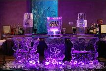 Your Wedding On Ice / Much like your wedding, our ice is here for a day but with memories that will last a lifetime.