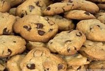Cookies/Scones/Biscotti / My codes: [ ] = cooking method, and ( ) = servings.  Specified or tagged codes: m = meatless, v = vegetarian, v^ = vegan, g = gluten free, p = paleo, d = low carb/diabetic, f = freezer friendly, k = kid friendly.