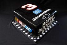 NASCAR: Cakes/Cupcakes