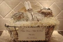 Gift Basket Ideas / Looking for a great gift idea to give your realtors or clients? Check some of these ideas out!