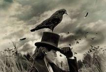 Raven / Birds. No mythology.