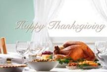 Thanksgiving Recipes and Tips / From Brine to Wine for Thanksgiving.