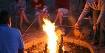 """By the Campfire / Also check out my """"Grilling & Outdoor Cooking"""" board"""