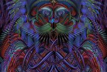 Digital Works / my digital visionary art