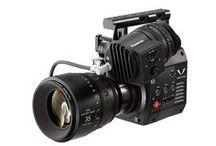 Camcorder Cinema 4K & RAW