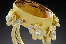 StYle ~~ RingS / Creative, stunning, unusual, retro, antique......... / by Lelah Kaufman