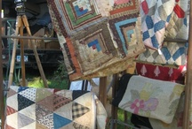 Vintage Quilts / by Michelle Chitty