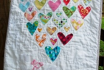 Quilted with LOVE / by Michelle Chitty