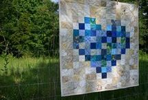 My Quilts and Other Stuff / These are things that I have made and have blogged about. / by Michelle Chitty