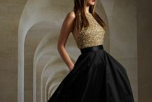 Formal occasions  / All things ball and ball like occasions