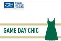 Game Day Chic / Great Green & Gold gear for Game Day! / by USF Athletics
