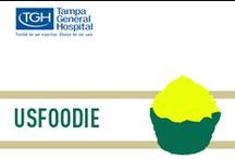 USFoodie / Food that comes in green & gold / by USF Athletics
