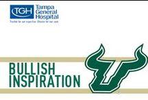 Bullish Inspiration / What motivates USF. / by USF Athletics