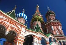 Roaming Russia / With a rich history and endless beauty, come take a photo journey through a few of the many sights #Russia has to offer. Planning a trip to Russia? Pin the shots you want to see during your visit!
