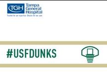 #USFDunks / by USF Athletics